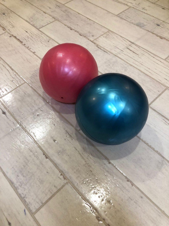 堺市西区 てぃだ整体整骨院 トレーニングボール